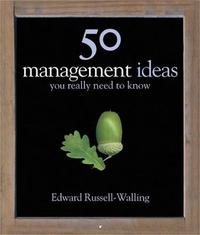 50 Management Ideas You Really Need to Know by Edward Russell-Walling image