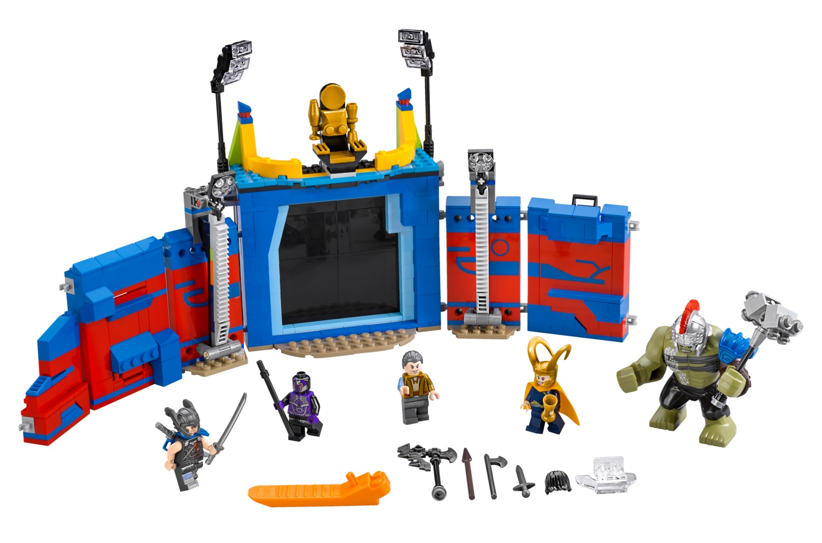 LEGO Super Heroes - Thor vs. Hulk: Arena Clash (76088) image