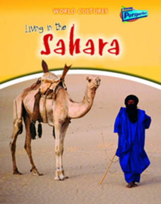 Living in the Sahara by Jane M Bingham image