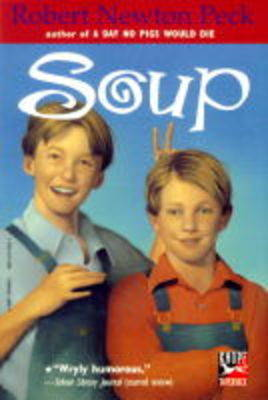 Soup Paperback by Robert Newton Peck image
