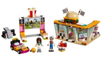 LEGO Friends - Drifting Diner (41349) image