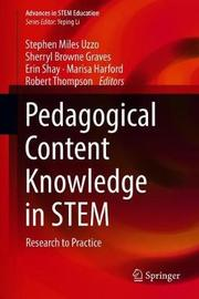 Pedagogical Content Knowledge in STEM