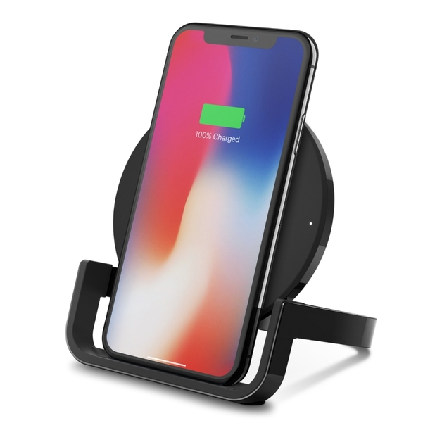 Belkin Boost Up Universal Wireless Charging Stand  - Black