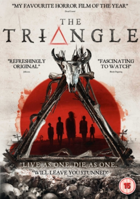 The Triangle on DVD