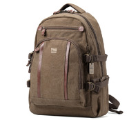 Troop London: Classic Backpack Large - Brown