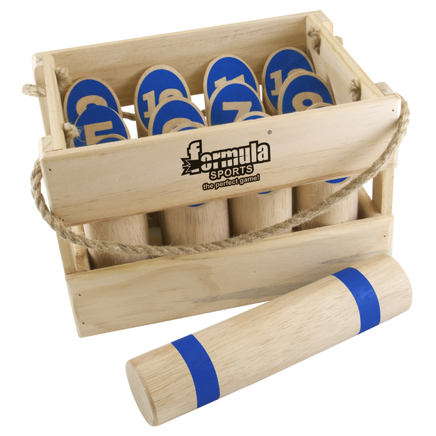 Formula Sports: Wooden Number Toss - Lawn Game
