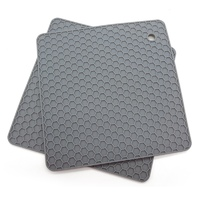 Ape Basics: Waterproof Non Stick Silicone Trivet image
