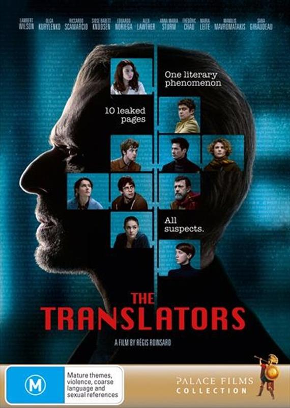 The Translators on DVD