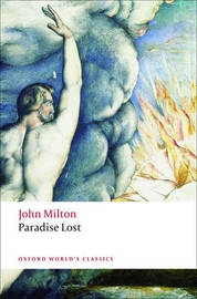 Paradise Lost by John Milton image