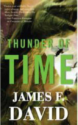 Thunder of Time by James F. David image