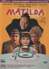 Matilda on DVD