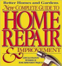 New Complete Guide to Home Repair by Better Homes & Gardens image