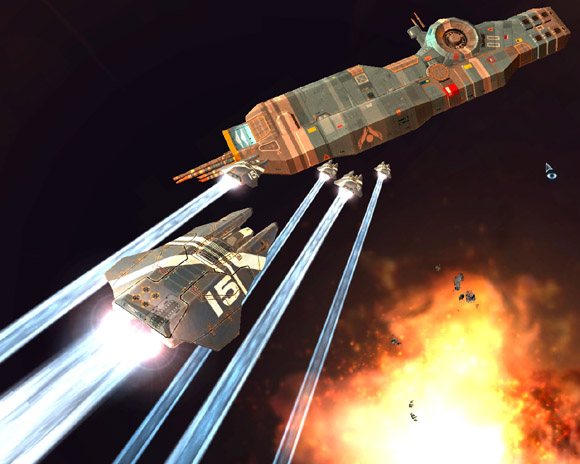 Homeworld 2 for PC Games image