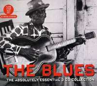 The Blues: The Absolutely Essential Collection (3CD) by Various