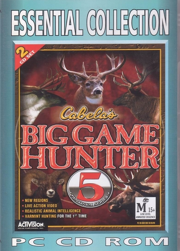 Cabela's Big Game Hunter 5 for PC Games