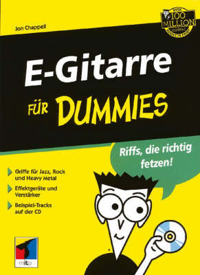 e-Gitarre Fur Dummies by Jon Chappell