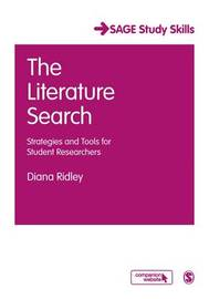 The Literature Search by Diana Ridley