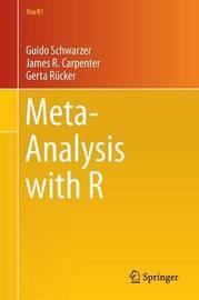 Meta-Analysis with R by Guido Schwarzer