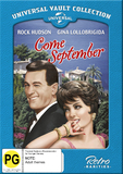 Come September DVD