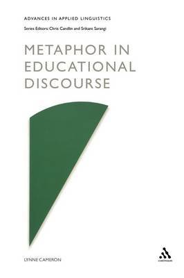 Metaphor in Educational Discourse by Lynne Cameron image