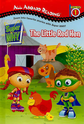 The Little Red Hen image