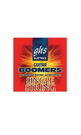 GHS 011 Guitar Boomers - Plain Steel Electric Guitar Single String
