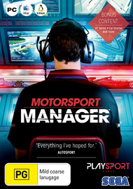 Motorsport Manager for PC Games