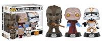 Star Wars: Clone Wars Collection - Pop! Vinyl 3-Pack