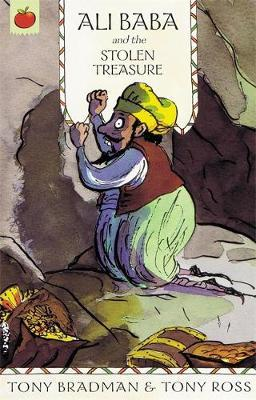 The Greatest Adventures in the World: Ali Baba And The Stolen Treasure by Tony Bradman image