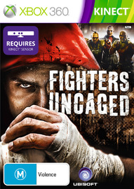 Fighters Uncaged for X360