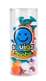 Fat Brain Toys: Squigz Toobz - 18-Piece Set image