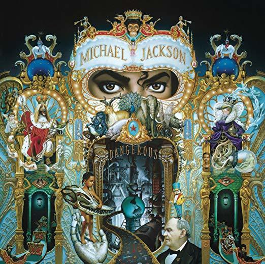 Dangerous by Michael Jackson