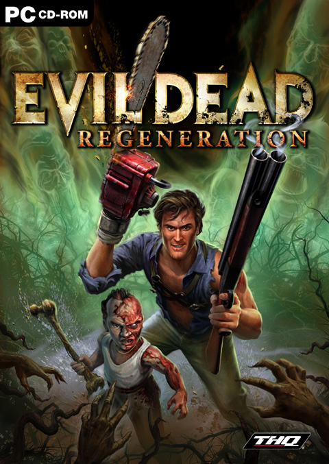 Evil Dead: Regeneration for PC Games image