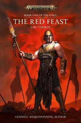 The Red Feast by Gav Thorpe image