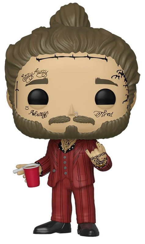 Post Malone - Pop! Vinyl Figure