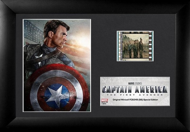 FilmCells: Mini-Cell Frame - Captain America (The First Avenger)