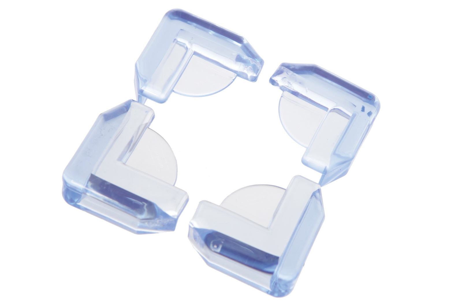 Dreambaby Glass Table & Corner Cushions (4 Pack) image