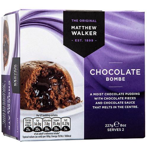 Matthew Walker Chocolate Bombe 227g