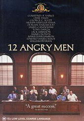 12 Angry Men on DVD