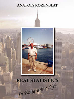Real Statistics In Emigrant's Life by Anatoly Rozenblat image