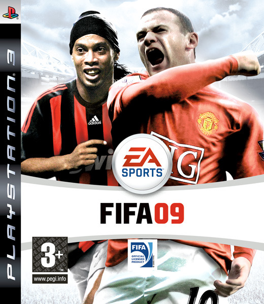 FIFA 09 for PS3