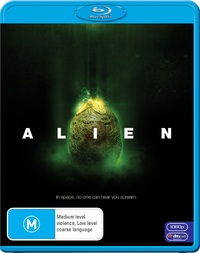 Alien on Blu-ray