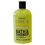 Creightons Bath & Shower - Lime & Grapefruit (500ml)