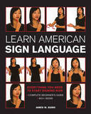 Learn American Sign Language by James W. Guido