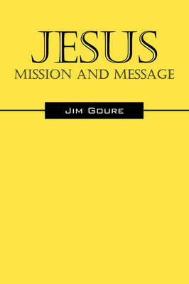 Jesus by Jim Goure