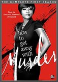 How To Get Away With Murder - The Complete First Season DVD