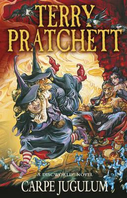 Carpe Jugulum (Discworld 23 - The Witches) (UK Ed.) by Terry Pratchett image