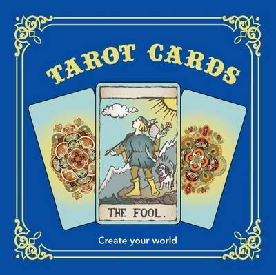 Colouring Book Tarot by New Holland Publishers