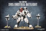 Warhammer 40,000 Tau Empire -XV95 Ghostkeel Battlesuit