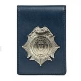 Batman Gotham Badge Folder Wallet